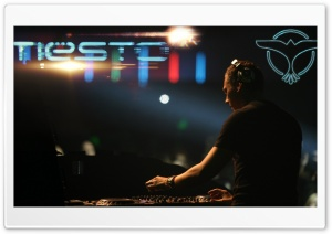 Tiesto Club Life HD Wide Wallpaper for Widescreen