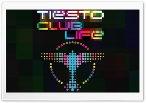 Tiesto Club Life Volume One HD Wide Wallpaper for Widescreen