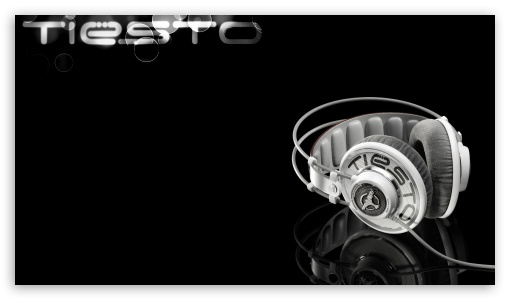 Sony Headphones 4k Hd Desktop Wallpaper For 4k Ultra Hd Tv: Tiesto Headphones 4K HD Desktop Wallpaper For 4K Ultra HD