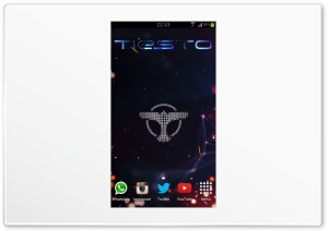 Tiesto Mobile Preview HD Wide Wallpaper for Widescreen