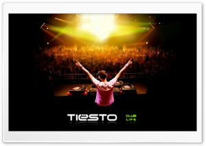 Tiesto Wallpaper Party HD Wide Wallpaper for Widescreen