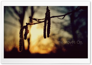 Time Moves On HD Wide Wallpaper for Widescreen