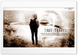 Time Travel HD Wide Wallpaper for Widescreen