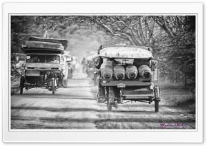 Tiniguiban Road HD Wide Wallpaper for Widescreen