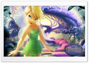 Tinker Bell Movie HD Wide Wallpaper for Widescreen