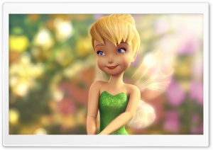Tinkerbell Movie HD Wide Wallpaper for Widescreen