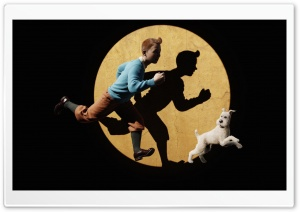 Tintin HD Wide Wallpaper for Widescreen