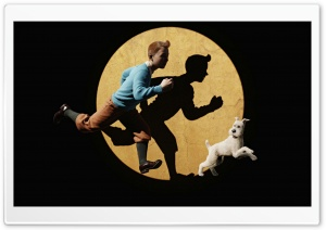 Tintin Ultra HD Wallpaper for 4K UHD Widescreen desktop, tablet & smartphone