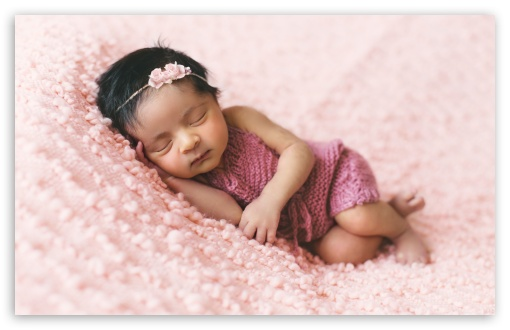 tiny newborn baby girl wallpapers