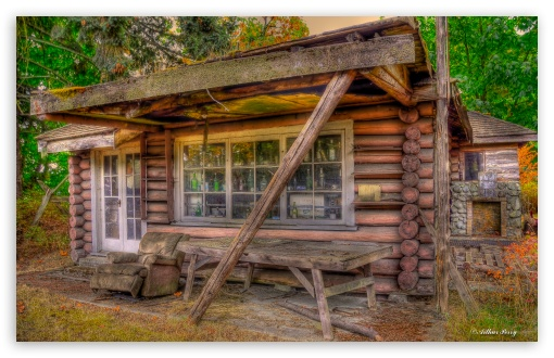 Tiny The Little Log Cabin HD wallpaper for Wide 16:10 5:3 Widescreen WHXGA WQXGA WUXGA WXGA WGA ; HD 16:9 High Definition WQHD QWXGA 1080p 900p 720p QHD nHD ; UHD 16:9 WQHD QWXGA 1080p 900p 720p QHD nHD ; Standard 3:2 Fullscreen DVGA HVGA HQVGA devices ( Apple PowerBook G4 iPhone 4 3G 3GS iPod Touch ) ; Tablet 1:1 ; iPad 1/2/Mini ; Mobile 4:3 5:3 3:2 16:9 - UXGA XGA SVGA WGA DVGA HVGA HQVGA devices ( Apple PowerBook G4 iPhone 4 3G 3GS iPod Touch ) WQHD QWXGA 1080p 900p 720p QHD nHD ;
