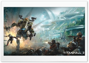 Titanfall 2 2016 Game HD Wide Wallpaper for Widescreen