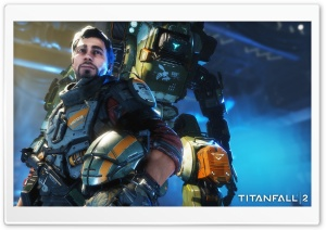 Titanfall 2 Pilot HD Wide Wallpaper for Widescreen