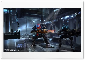 Titanfall 2 Ultra HD 4K Ultra HD Wallpaper for 4K UHD Widescreen desktop, tablet & smartphone