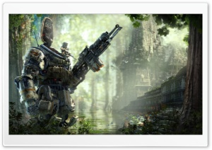 Titanfall Expedition HD Wide Wallpaper for Widescreen