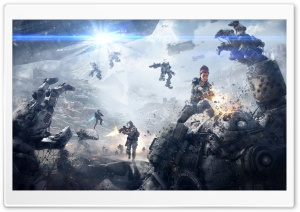 Titanfall Game 2014 HD Wide Wallpaper for Widescreen