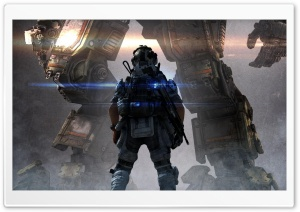 Titanfall Respawn Entertainment HD Wide Wallpaper for 4K UHD Widescreen desktop & smartphone