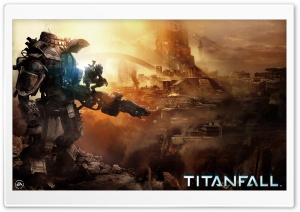 TitanFall.Wall HD Wide Wallpaper for Widescreen