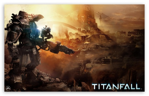 TitanFall.Wall HD wallpaper for Wide 16:10 Widescreen WHXGA WQXGA WUXGA WXGA ; HD 16:9 High Definition WQHD QWXGA 1080p 900p 720p QHD nHD ; Tablet 1:1 ; Mobile 16:9 - WQHD QWXGA 1080p 900p 720p QHD nHD ;