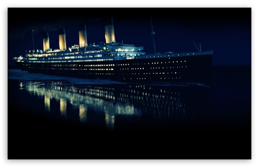 Titanic Wallpaper For Standard Fullscreen Uxga Xga Svga