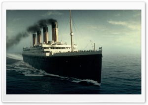 Titanic Ultra HD Wallpaper for 4K UHD Widescreen desktop, tablet & smartphone