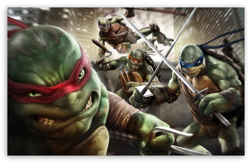 TMNT HD wallpaper for Wide 16:10 5:3 Widescreen WHXGA WQXGA WUXGA WXGA WGA ; HD 16:9 High Definition WQHD QWXGA 1080p 900p 720p QHD nHD ; Standard 3:2 Fullscreen DVGA HVGA HQVGA devices ( Apple PowerBook G4 iPhone 4 3G 3GS iPod Touch ) ; Mobile 5:3 3:2 16:9 - WGA DVGA HVGA HQVGA devices ( Apple PowerBook G4 iPhone 4 3G 3GS iPod Touch ) WQHD QWXGA 1080p 900p 720p QHD nHD ;