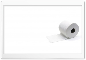 Toilet Paper HD Wide Wallpaper for 4K UHD Widescreen desktop & smartphone