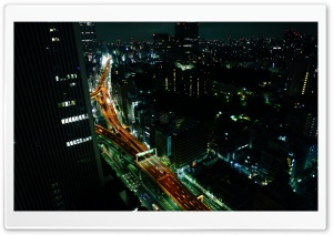 Tokyo HD Wide Wallpaper for Widescreen