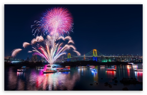 Tokyo Fireworks ❤ 4K UHD Wallpaper for Wide 16:10 5:3 Widescreen WHXGA WQXGA WUXGA WXGA WGA ; 4K UHD 16:9 Ultra High Definition 2160p 1440p 1080p 900p 720p ; UHD 16:9 2160p 1440p 1080p 900p 720p ; Standard 4:3 5:4 3:2 Fullscreen UXGA XGA SVGA QSXGA SXGA DVGA HVGA HQVGA ( Apple PowerBook G4 iPhone 4 3G 3GS iPod Touch ) ; Smartphone 5:3 WGA ; Tablet 1:1 ; iPad 1/2/Mini ; Mobile 4:3 5:3 3:2 16:9 5:4 - UXGA XGA SVGA WGA DVGA HVGA HQVGA ( Apple PowerBook G4 iPhone 4 3G 3GS iPod Touch ) 2160p 1440p 1080p 900p 720p QSXGA SXGA ;