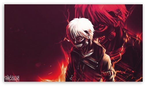 Tokyo Ghoul Ultra Hd Desktop Background Wallpaper For 4k Uhd Tv
