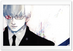 Tokyo Ghoul - Arima Kishou Ultra HD Wallpaper for 4K UHD Widescreen desktop, tablet & smartphone