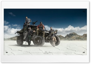 Tom Clancys Ghost Recon HD Wide Wallpaper for Widescreen