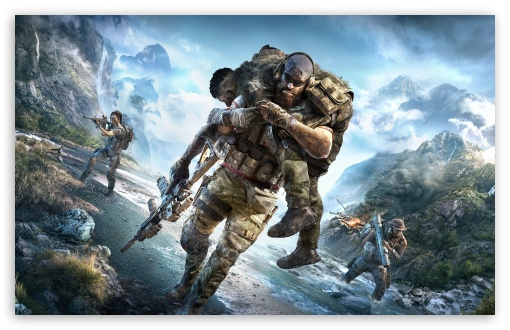 Download Tom Clancys Ghost Recon Breakpoint 2019 5K HD Wallpaper