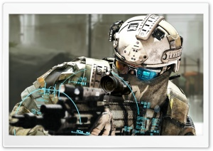 Tom Clancy's Ghost Recon Future Soldier HD Wide Wallpaper for Widescreen