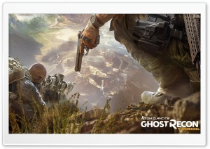 Tom Clancys Ghost Recon Wildlands HD Wide Wallpaper for 4K UHD Widescreen desktop & smartphone