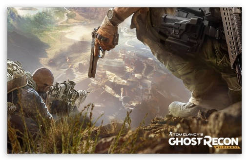 Ghost Recon Wildlands 4k Hd Desktop Wallpaper For Dual: Tom Clancys Ghost Recon Wildlands 4K HD Desktop Wallpaper