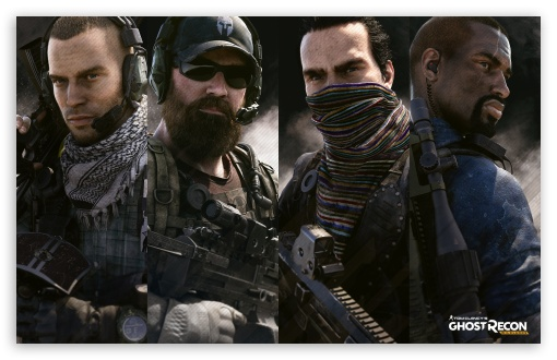 Tom Clancy's Ghost Recon Wildlands, Ghosts ❤ 4K UHD Wallpaper for Wide 16:10 5:3 Widescreen WHXGA WQXGA WUXGA WXGA WGA ; Smartphone 3:2 5:3 DVGA HVGA HQVGA ( Apple PowerBook G4 iPhone 4 3G 3GS iPod Touch ) WGA ; iPad 1/2/Mini ; Mobile 4:3 5:3 3:2 5:4 - UXGA XGA SVGA WGA DVGA HVGA HQVGA ( Apple PowerBook G4 iPhone 4 3G 3GS iPod Touch ) QSXGA SXGA ;