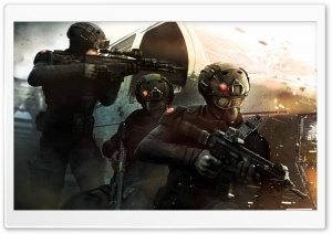 Tom Clancys Rainbow Six HD Wide Wallpaper for Widescreen