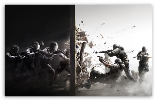 Tom Clancy S Rainbow Six Siege 4k Hd Desktop Wallpaper For 4k