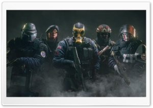 Tom Clancys Rainbow Six Siege HD Wide Wallpaper for 4K UHD Widescreen desktop & smartphone