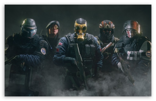 Tom Clancys Rainbow Six Siege Ultra Hd Desktop Background