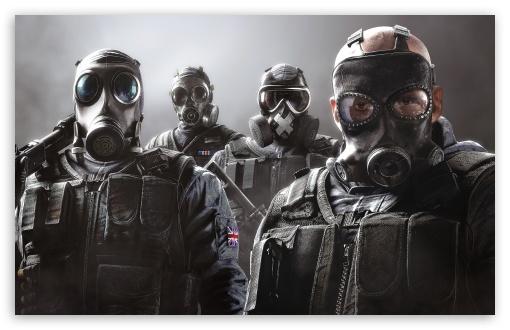 Download Tom Clancy's Rainbow Six Siege Art UltraHD Wallpaper