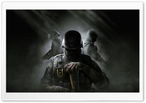 Tom Clancys Rainbow Six Siege game Ultra HD Wallpaper for 4K UHD Widescreen desktop, tablet & smartphone