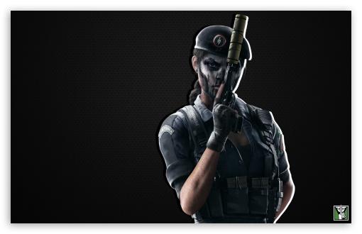 Download Tom Clancys Rainbow Six Siege  Operator CAVEIRA UltraHD Wallpaper