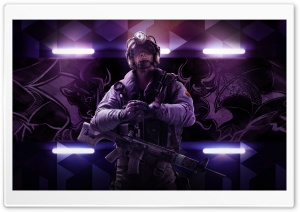 Tom Clancys Rainbow Six Siege Operator Jackal HD Wide Wallpaper for Widescreen