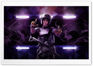 Tom Clancys Rainbow Six Siege Operator Mira HD Wide Wallpaper for Widescreen