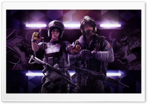 Tom Clancys Rainbow Six Siege Operators HD Wide Wallpaper for Widescreen