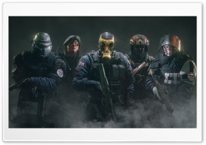 Tom Clancys Rainbow Six Siege PC Game HD Wide Wallpaper for Widescreen