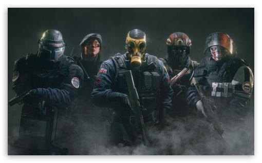 Tom Clancy S Rainbow Six Siege Pc Game 4k Hd Desktop Wallpaper
