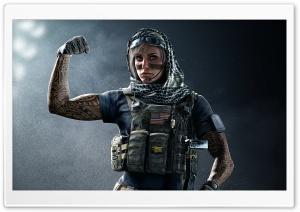 Tom Clancys Rainbow Six Siege Valkyrie HD Wide Wallpaper for Widescreen