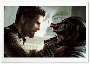 Tom Clancy's Splinter Cell HD Wide Wallpaper for Widescreen
